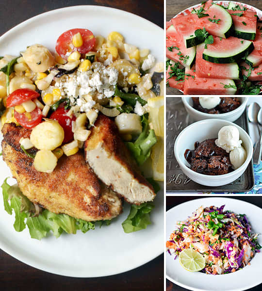 Vacation House Cooking: 5 Dinner Menus You Can Make in Any Kitchen
