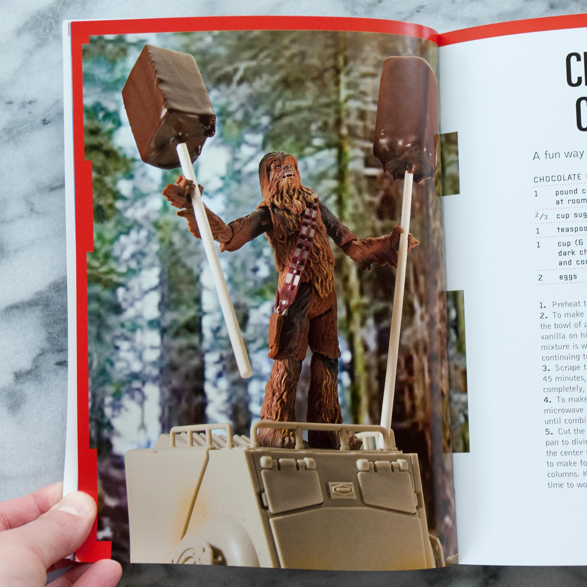 The Star Wars Cookbook: Ice Sabers by Lara Starr: gallery image 3