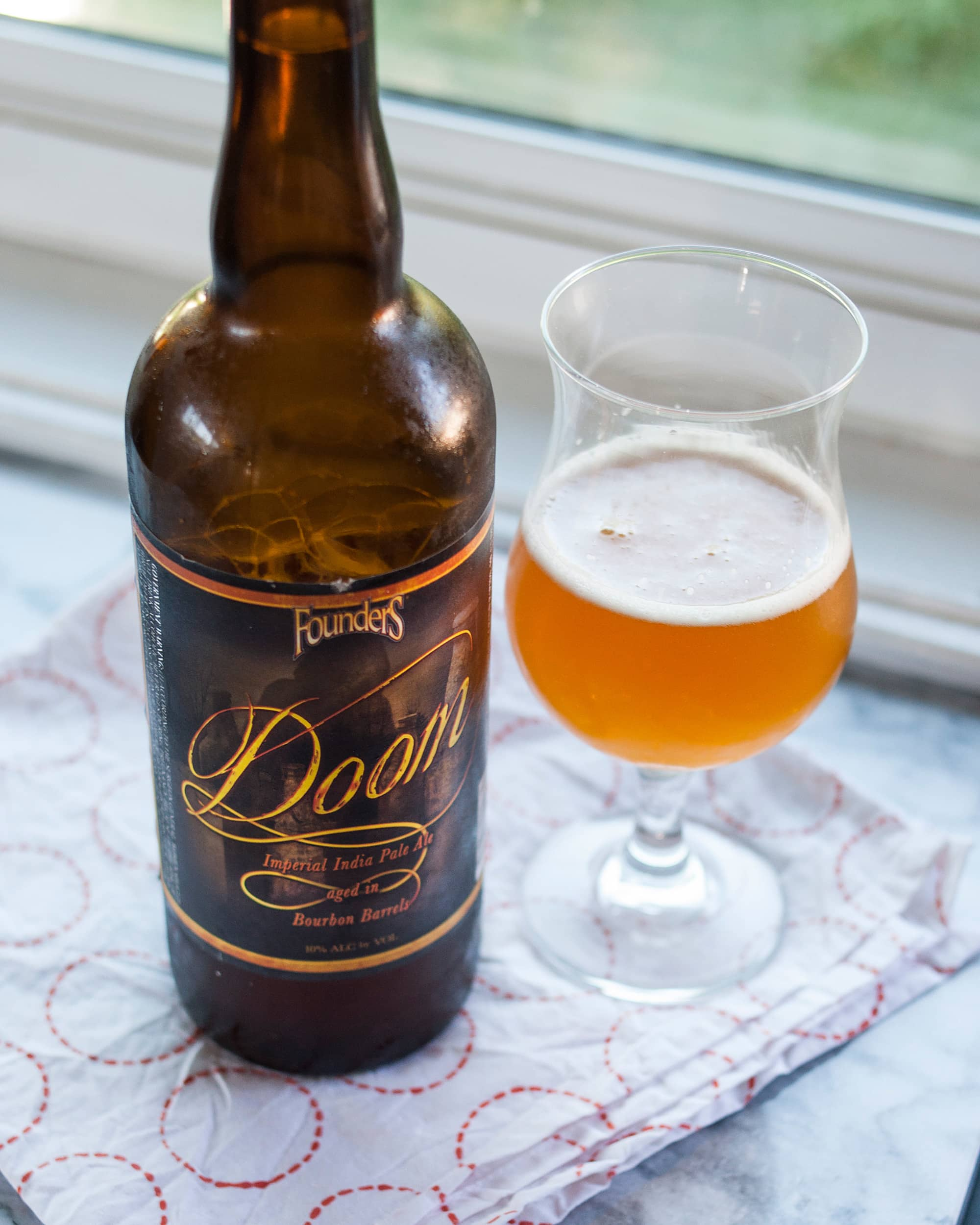 Beer Review: Doom from Founders Brewing Co.