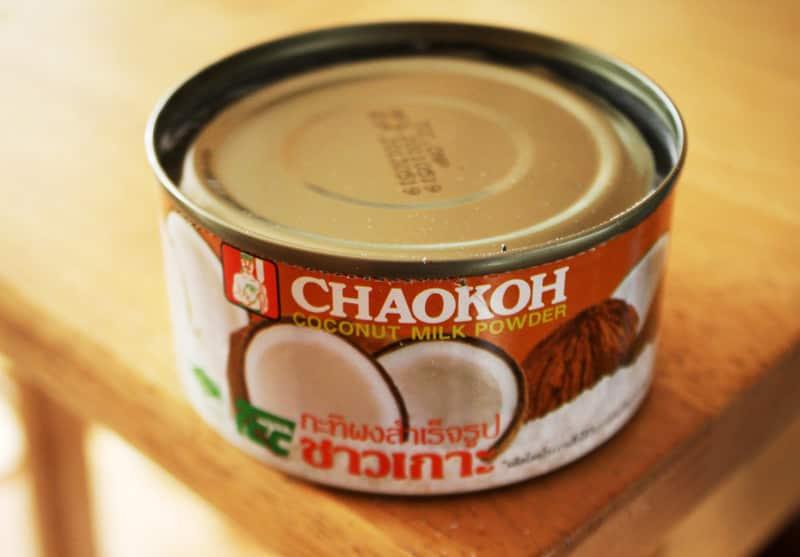 Check It: Powdered Coconut Milk
