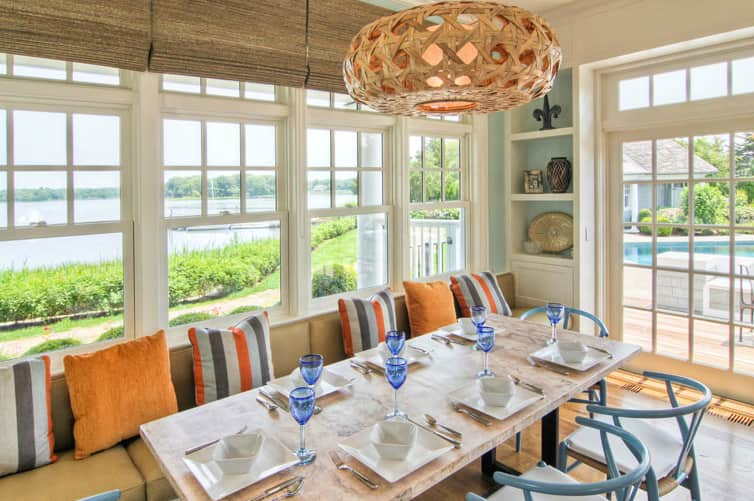 Easy Chic: Wicker Pendant Lights: gallery image 2