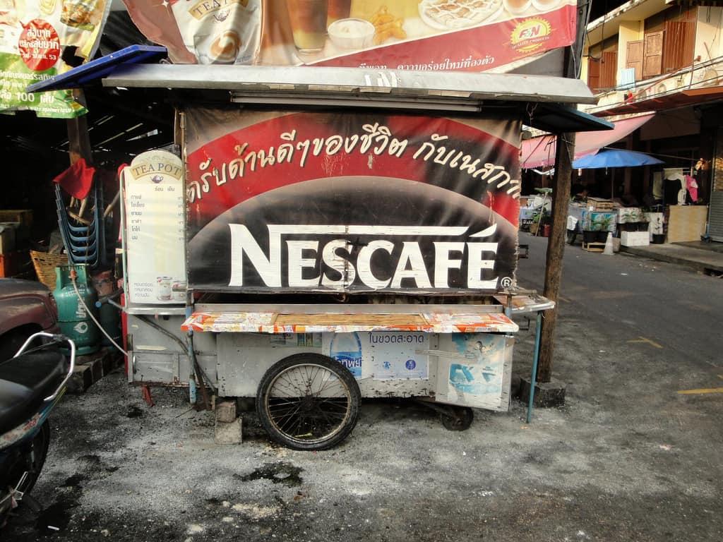 International Travel Staple: Nescafé Instant Coffee