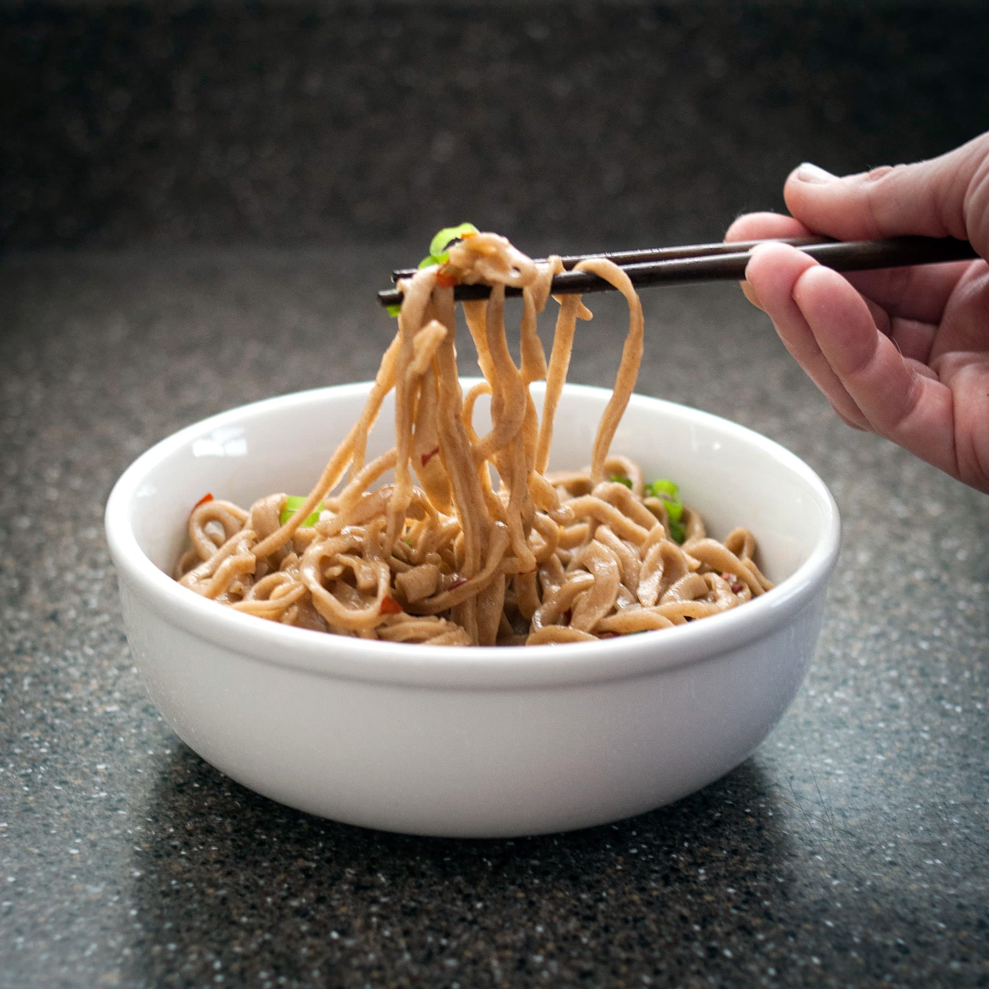 How to Make Buckwheat Soba Noodles from Scratch: gallery image 1