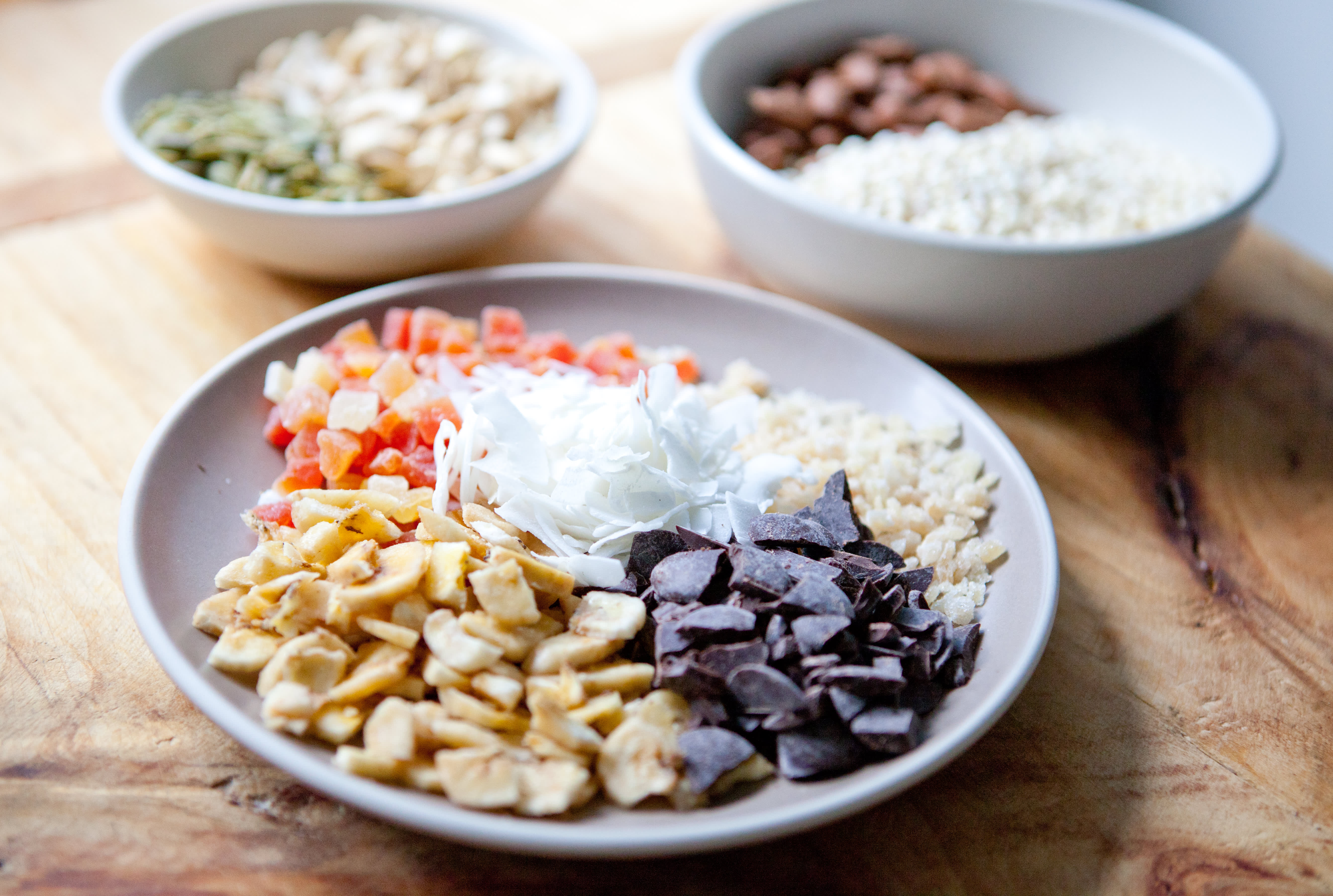 Recipe: Deluxe Tropical Trail Mix