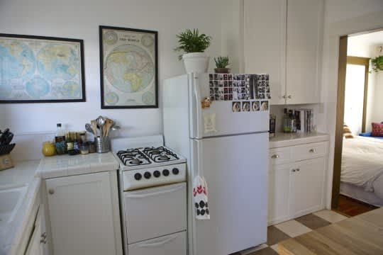 Real Kitchens That'll Inspire: 15 Small Cool Kitchens To Check Out Now!: gallery image 4
