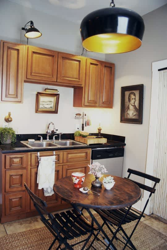 Real Kitchens That'll Inspire: 15 Small Cool Kitchens To Check Out Now!: gallery image 5