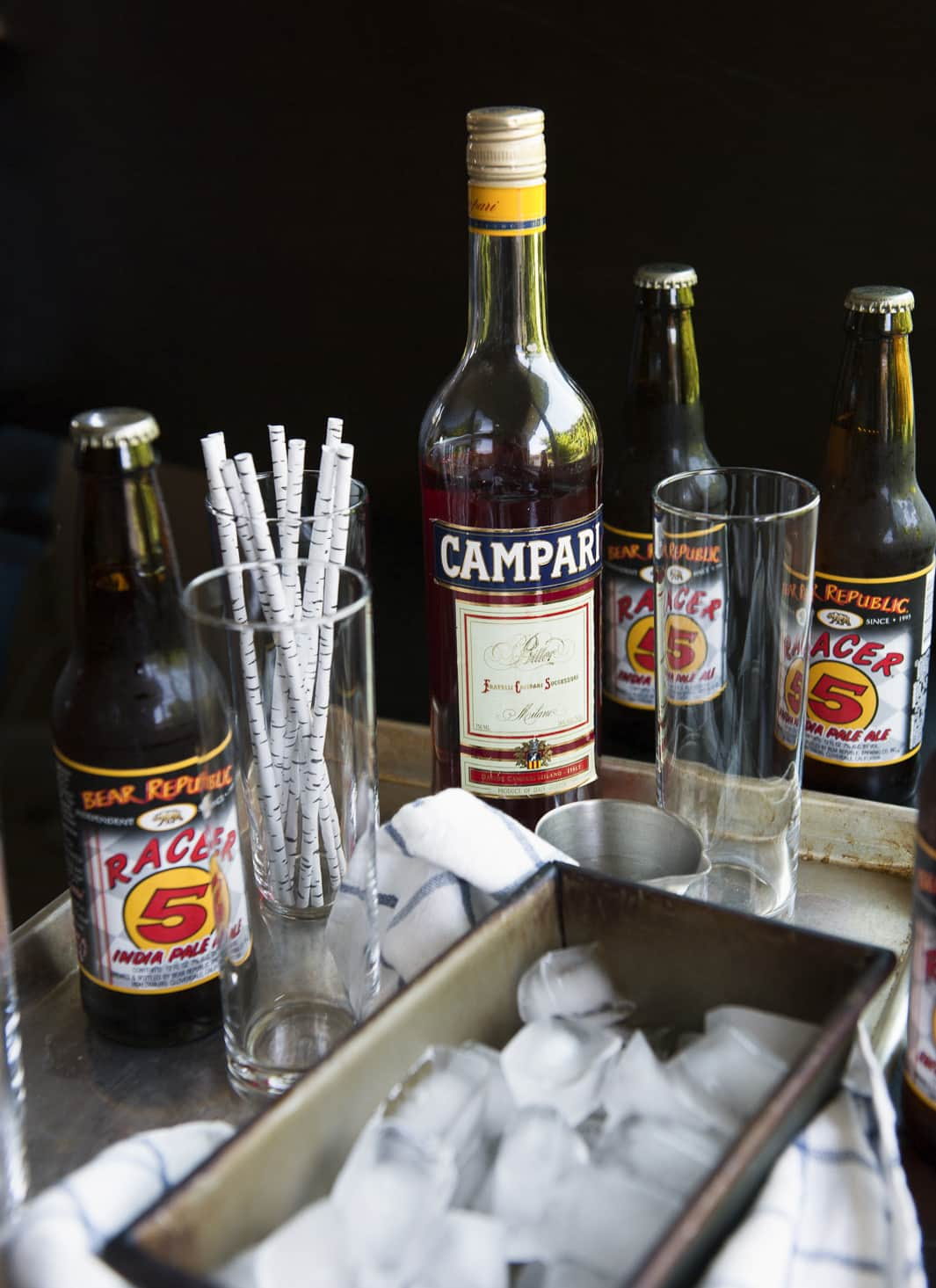 An All-American Beer Bottling Party: The Party Plan