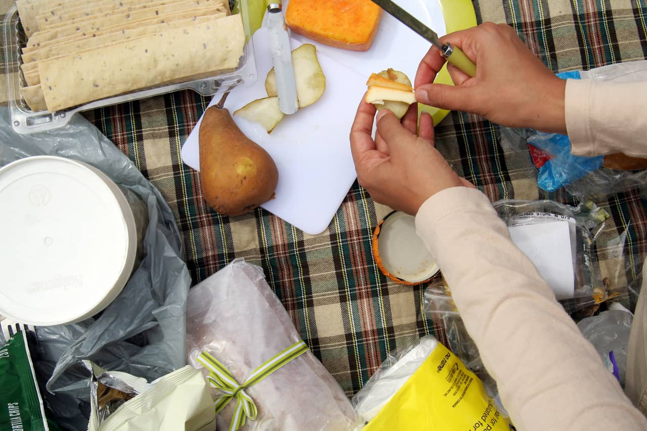 Hot Tips: How To Travel With Cheese
