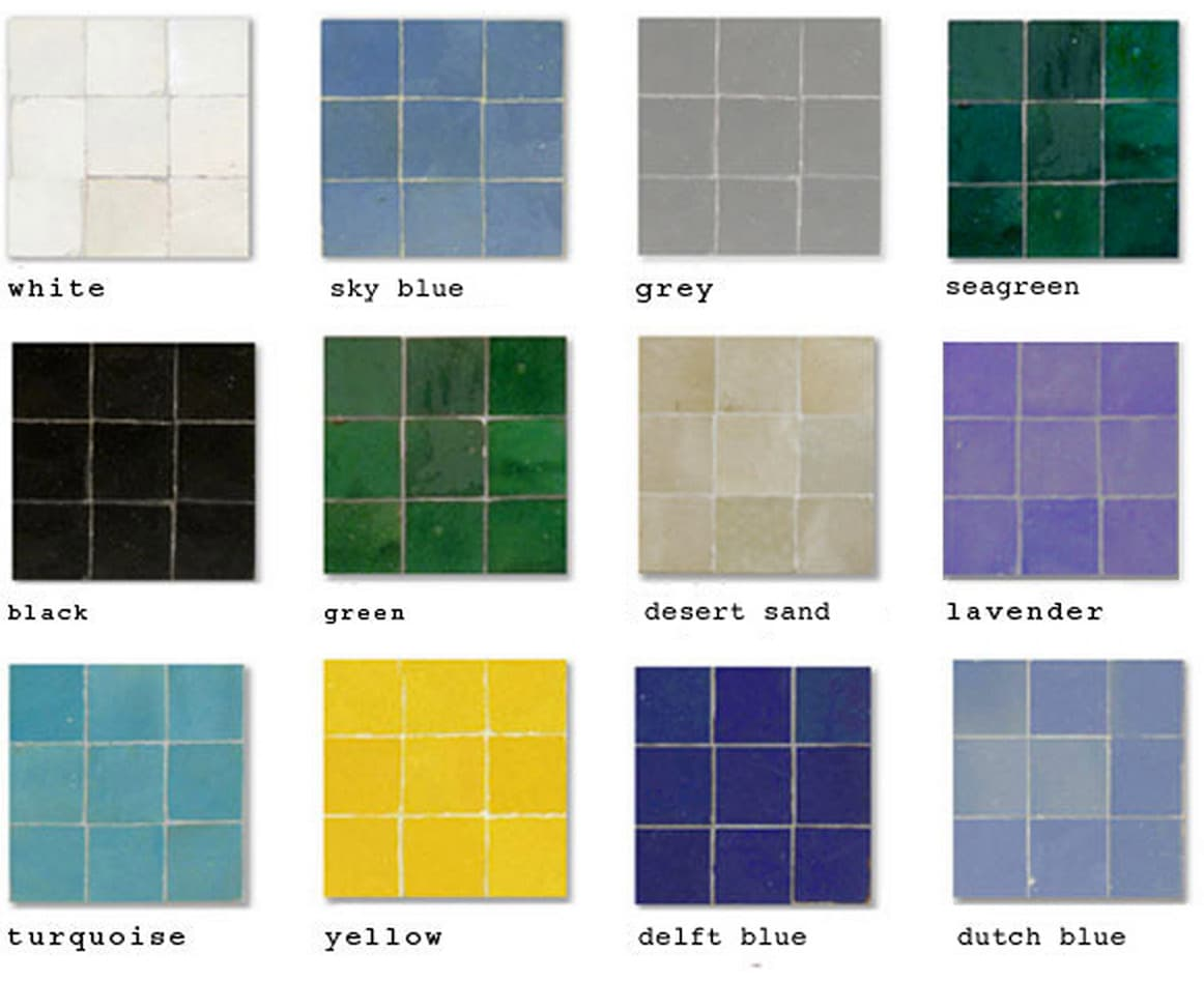 Modern Tiles by Clé: Classic, Artistic, and Moroccan Tiles for the Kitchen: gallery image 5