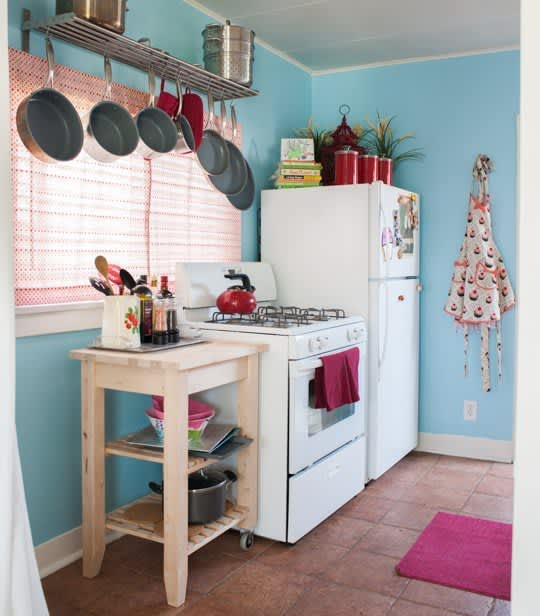 Real Kitchens That'll Inspire: 15 Small Cool Kitchens To Check Out Now!: gallery image 13