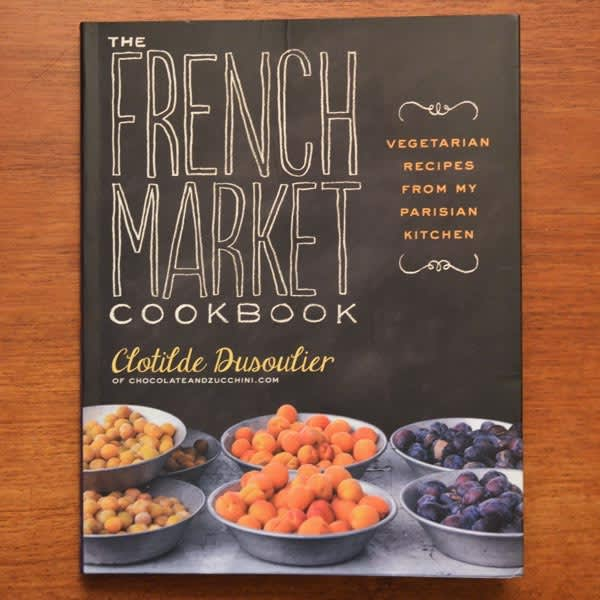 The French Market Cookbook by Clotilde Dusoulier: gallery image 1