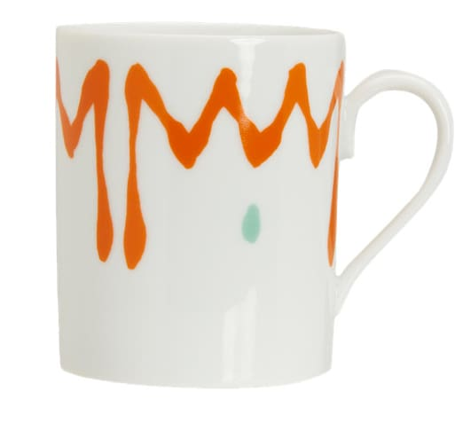 Site Corot: Graphic Porcelain Dinnerware Made in France, Now In Production Again!: gallery image 4