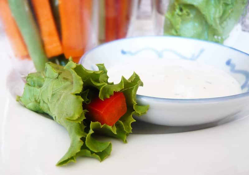 Teaching Kids to Love Raw Veggies: Deconstructing Salad