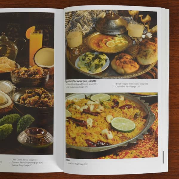 Mango and Mint: Arabian, Indian, and North African Inspired Vegan Cuisine by Nicky Garratt: gallery image 4