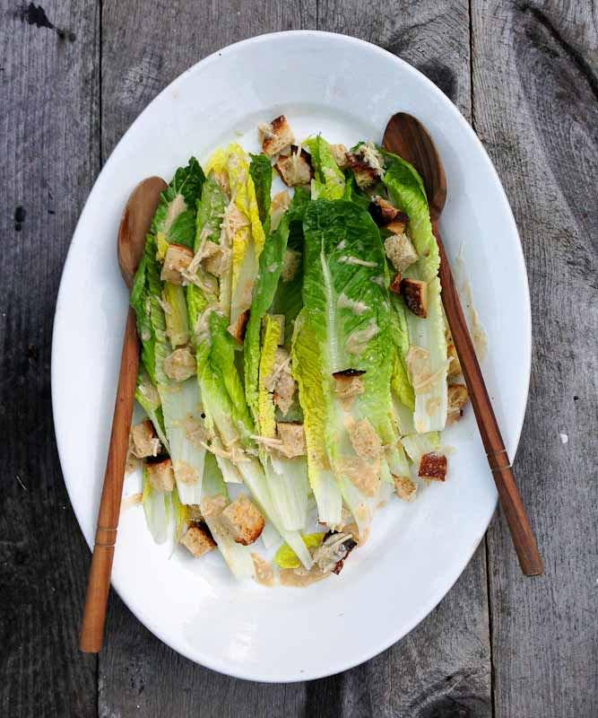 Essential Recipe: Eggless Caesar Dressing