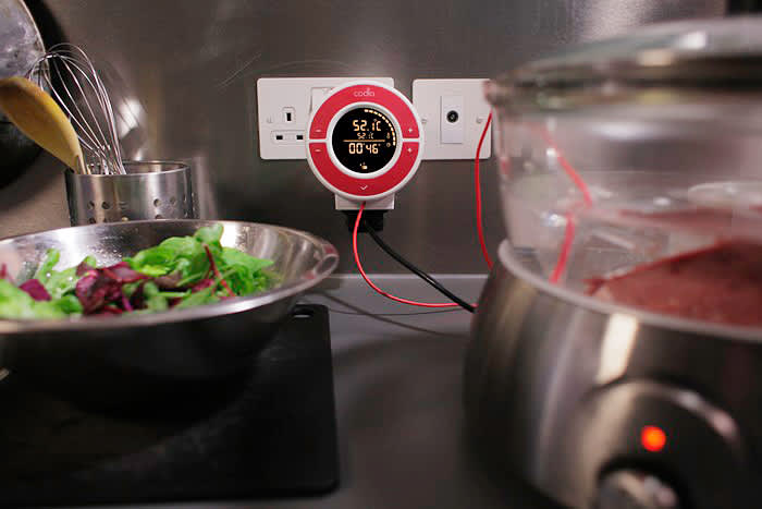 Codlo: Instantly Transform Your Appliances Into Sous Vide Machines