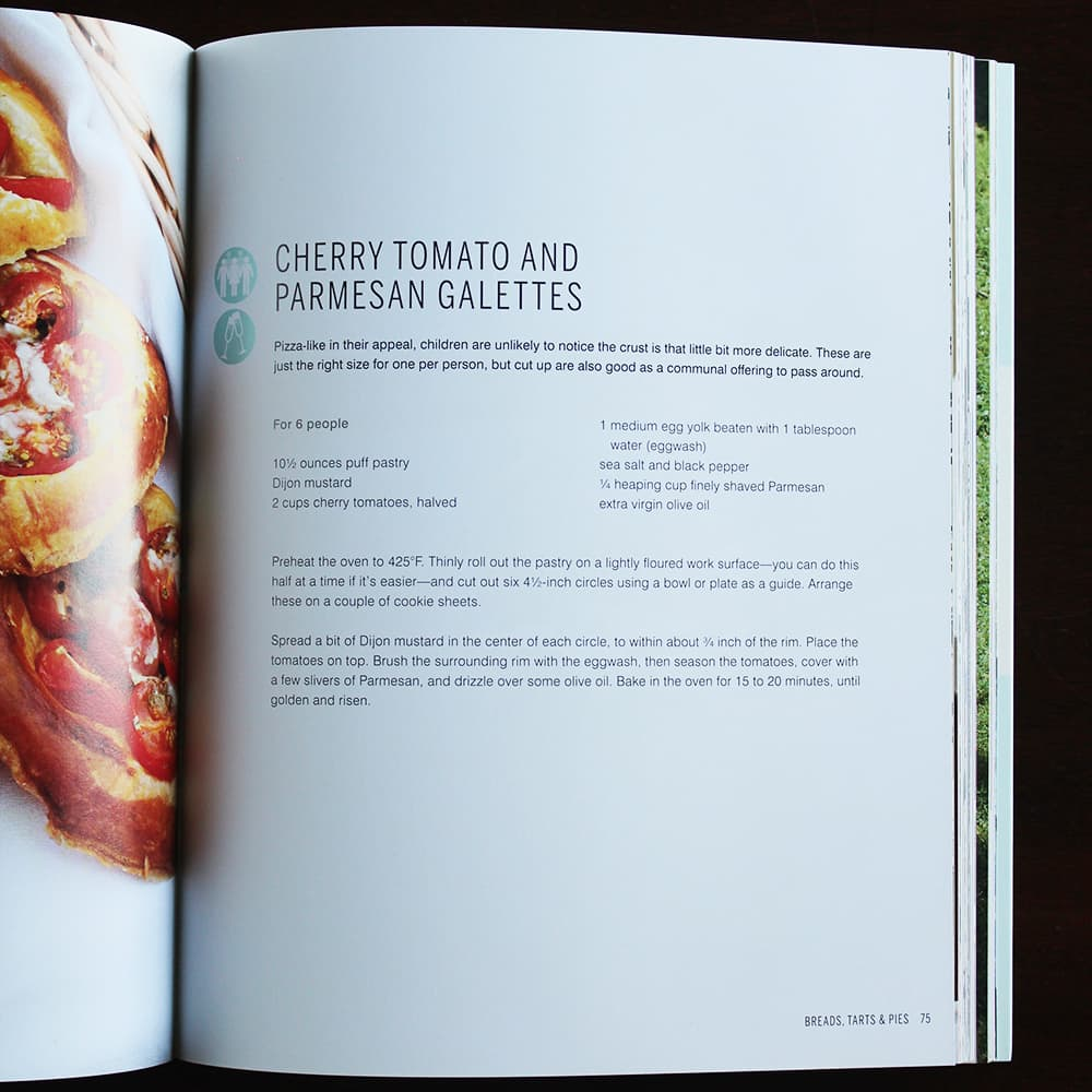 The Picnic Cookbook by Annie Bell: gallery image 4