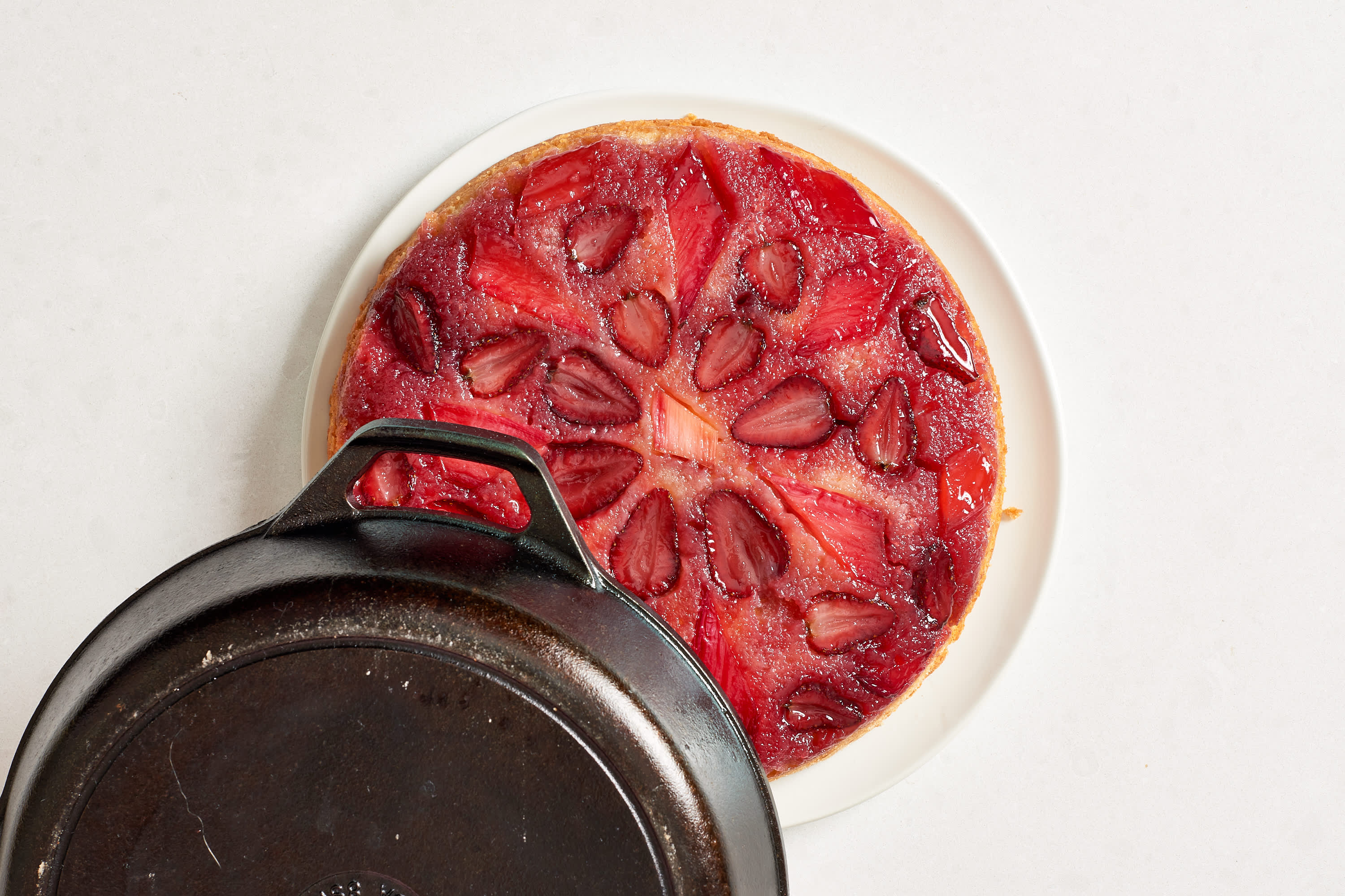 How To Make an Upside-Down Cake with Almost Any Fruit: gallery image 12