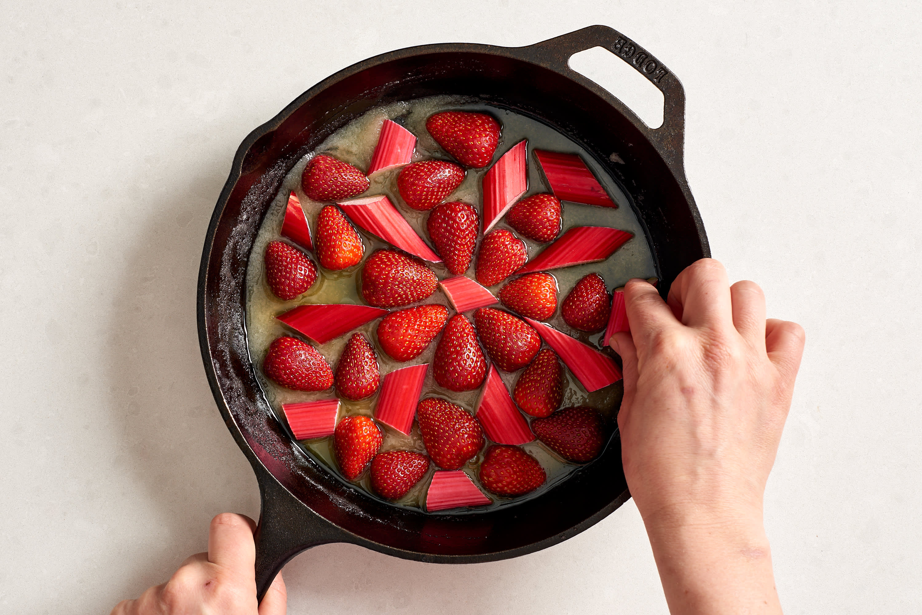 How To Make an Upside-Down Cake with Almost Any Fruit: gallery image 5
