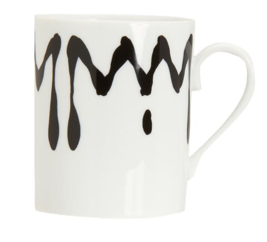 Site Corot: Graphic Porcelain Dinnerware Made in France, Now In Production Again!: gallery image 5