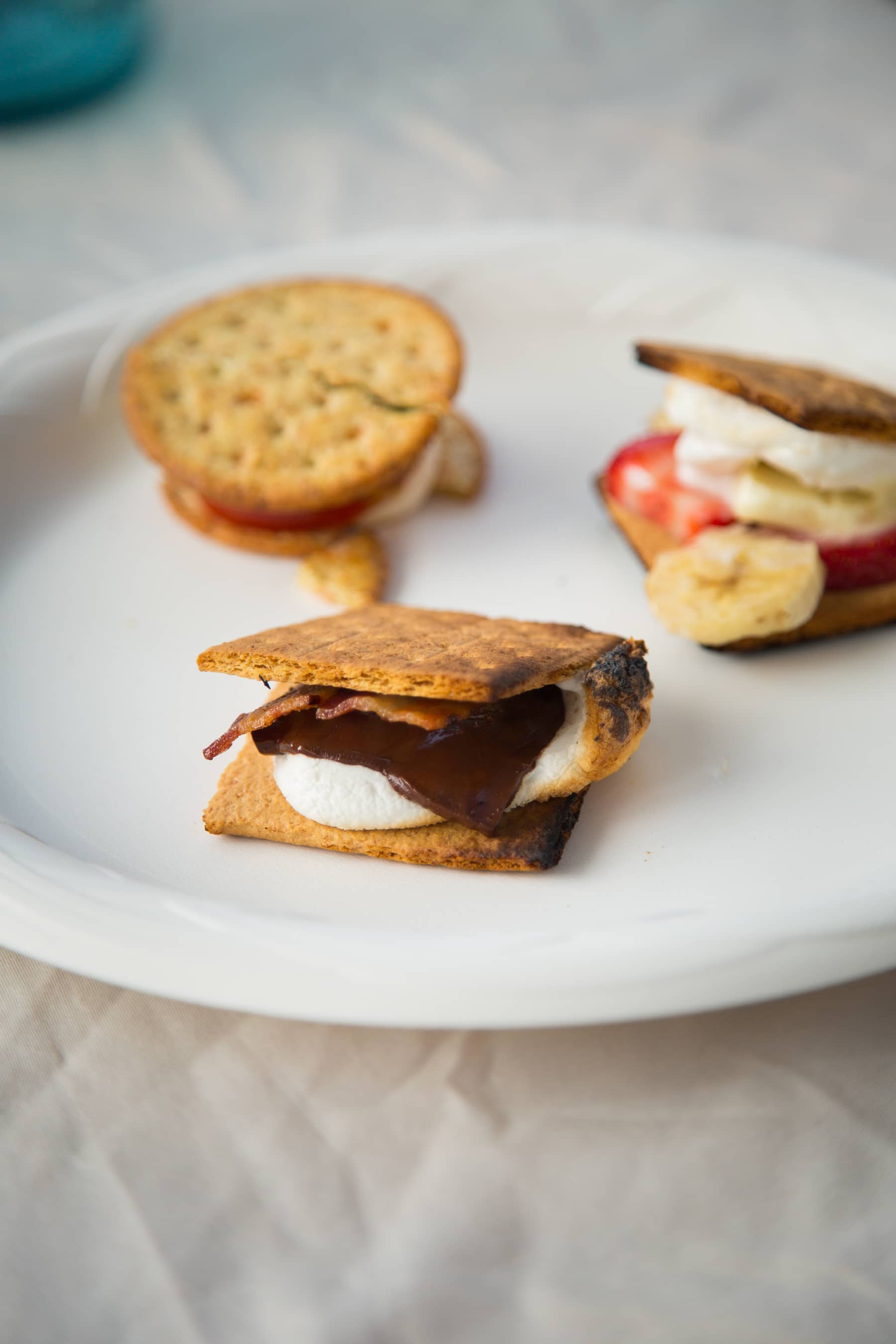 A Backyard S'mores Party: gallery image 22