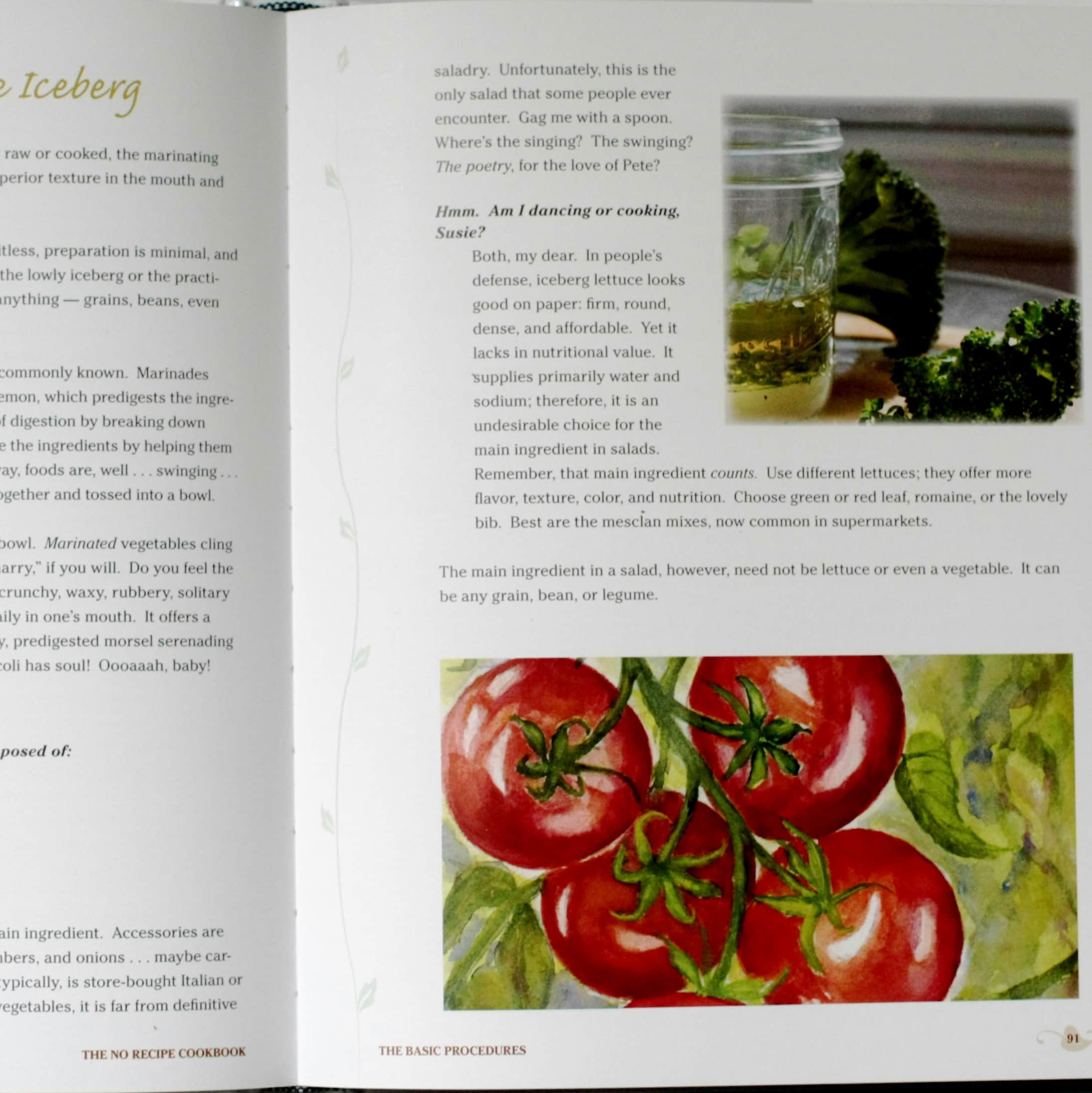 The No Recipe Cookbook by Susan Crowther: gallery image 4