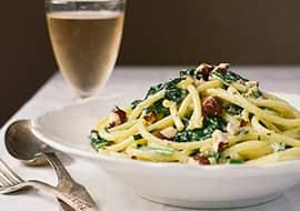 Creative, Elegant Italian-Themed Meal Ideas for a Wedding?