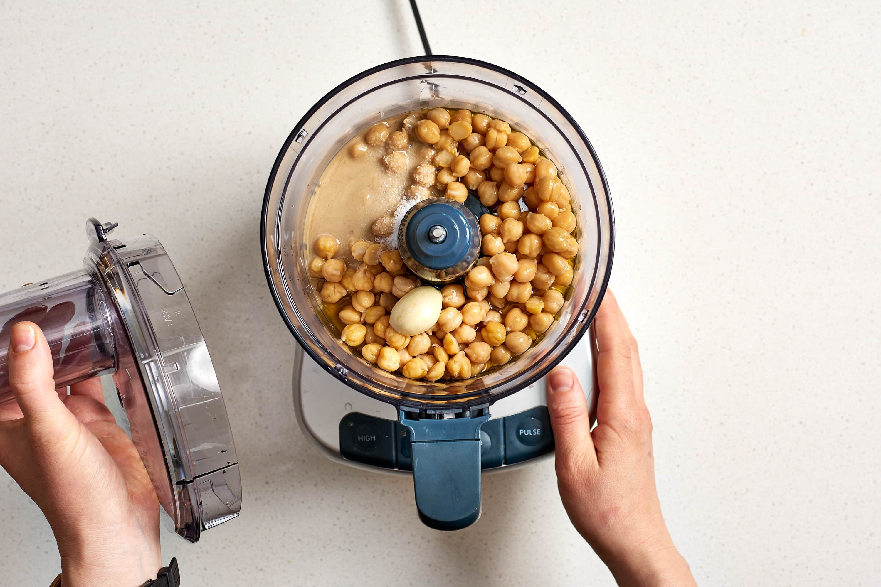How To Make Hummus from Scratch: gallery image 4