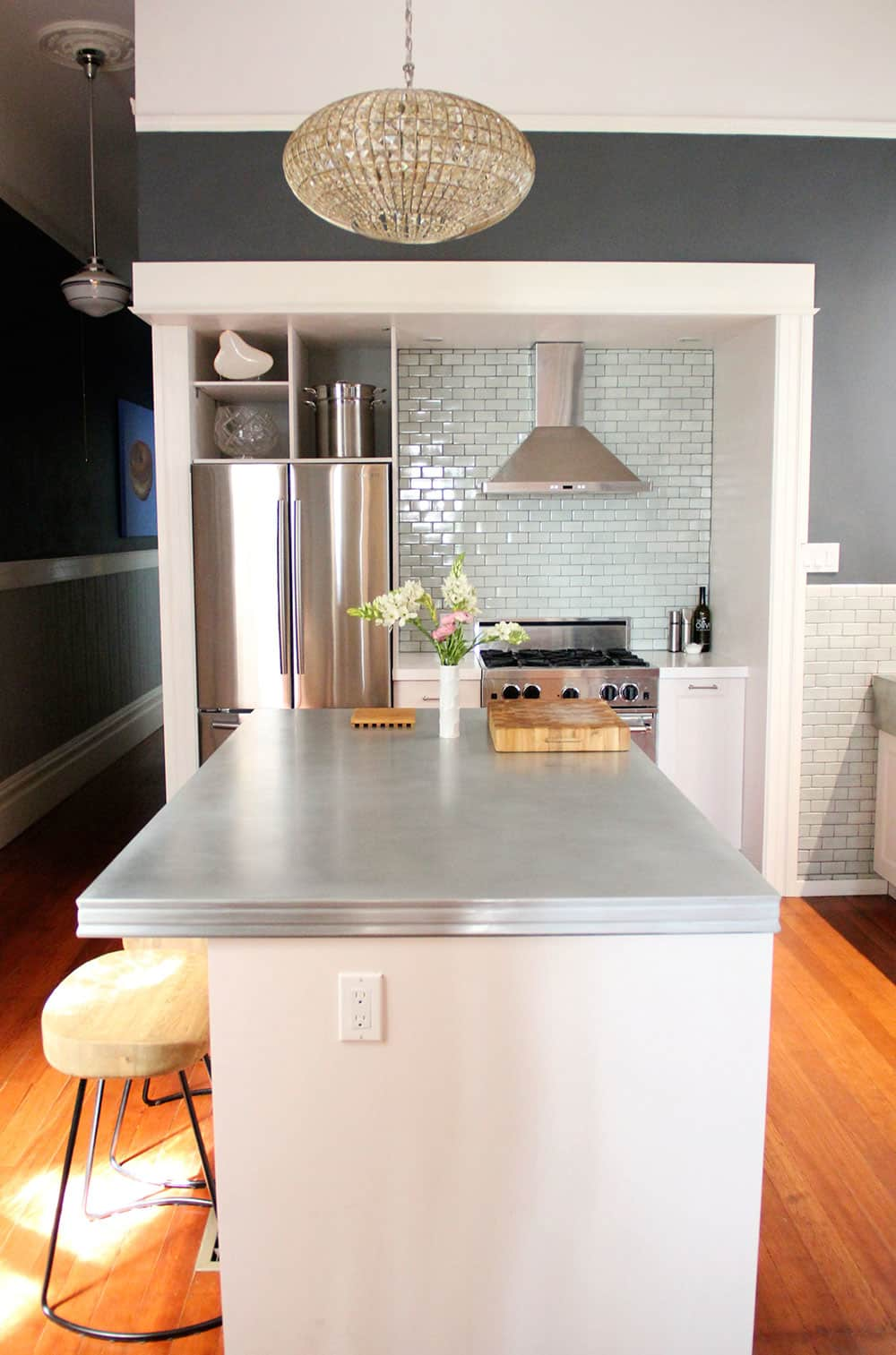 Andi's Kitchen: The Big Reveal