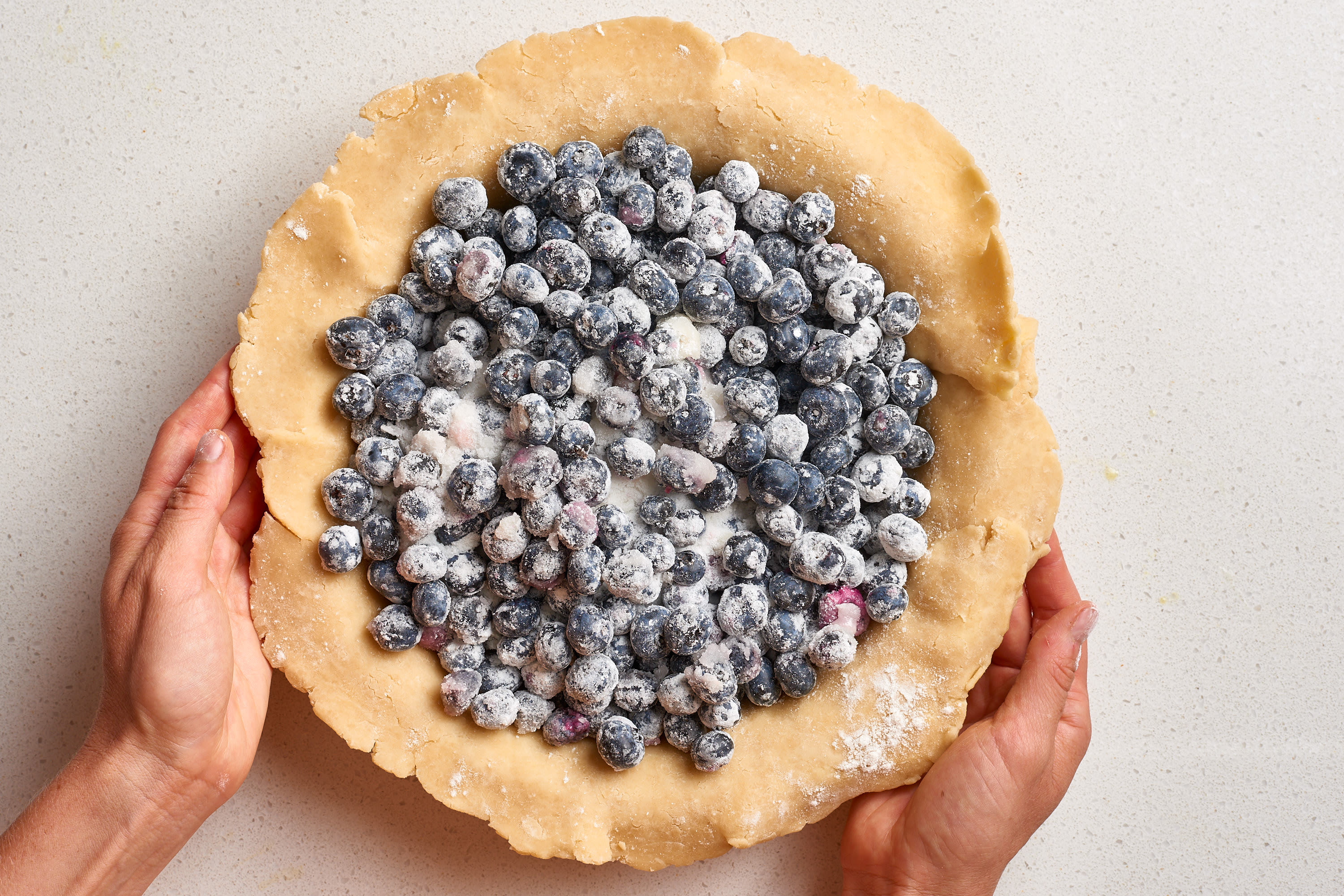 How To Make Flaky Pie Crust: gallery image 13
