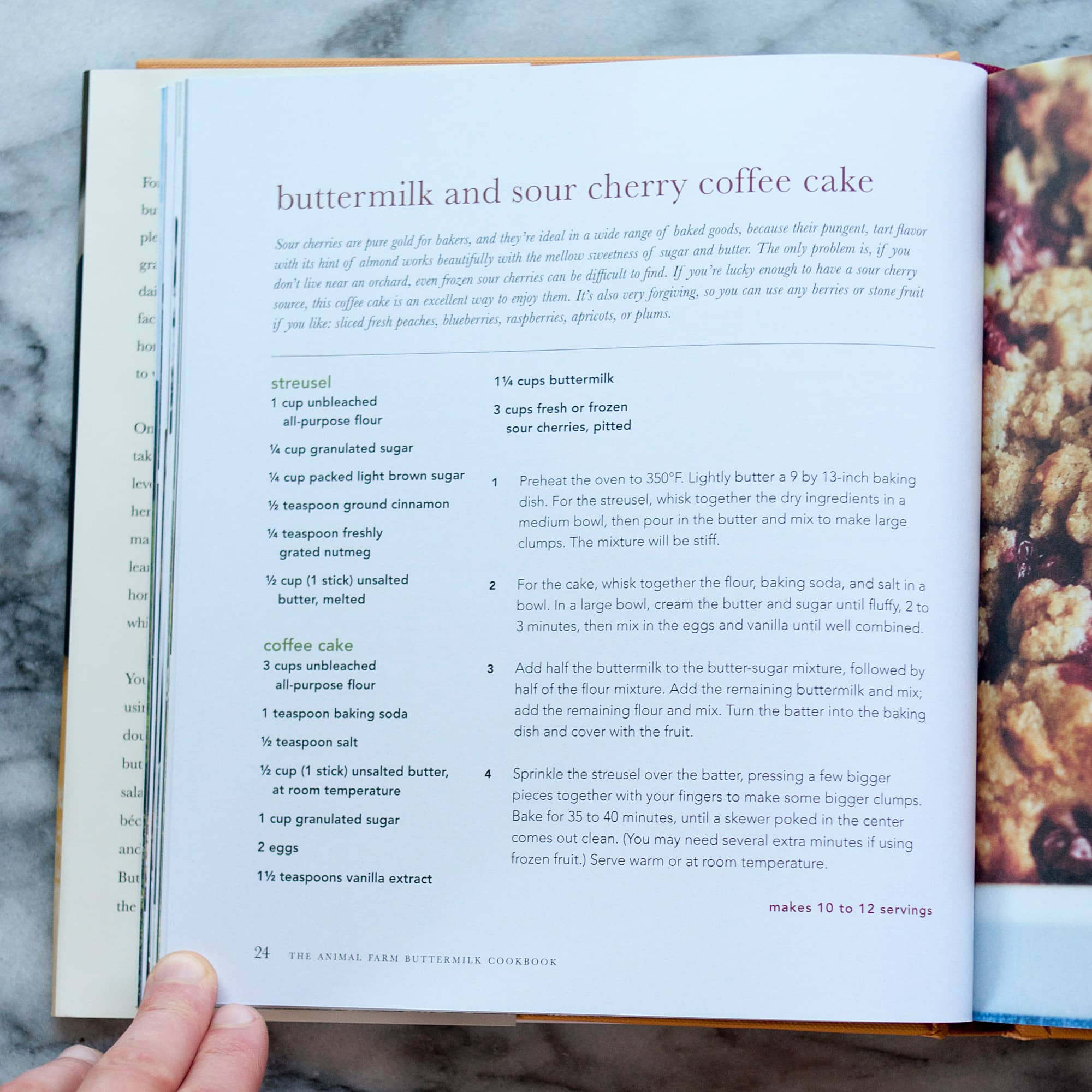 The Animal Farm Buttermilk Cookbook by Diane St. Clair: gallery image 4
