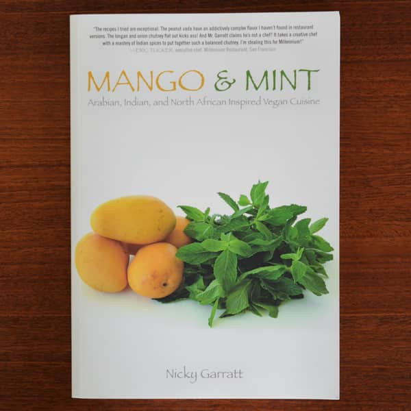 Mango and Mint: Arabian, Indian, and North African Inspired Vegan Cuisine by Nicky Garratt: gallery image 1