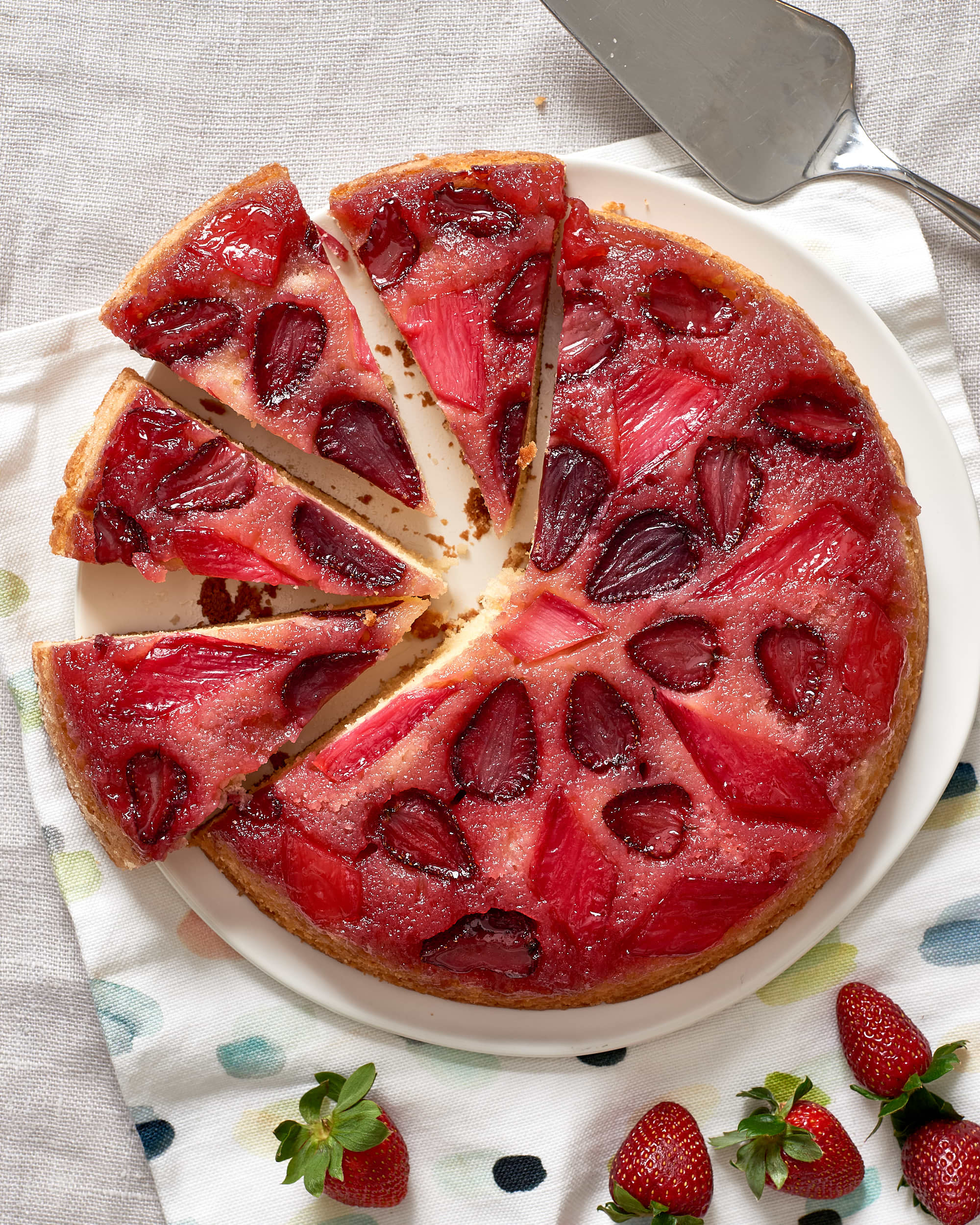 How To Make an Upside-Down Cake with Almost Any Fruit: gallery image 13
