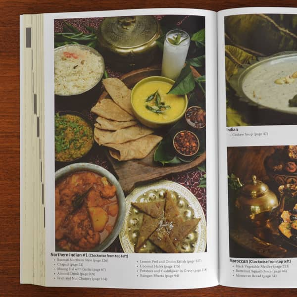 Mango and Mint: Arabian, Indian, and North African Inspired Vegan Cuisine by Nicky Garratt: gallery image 3