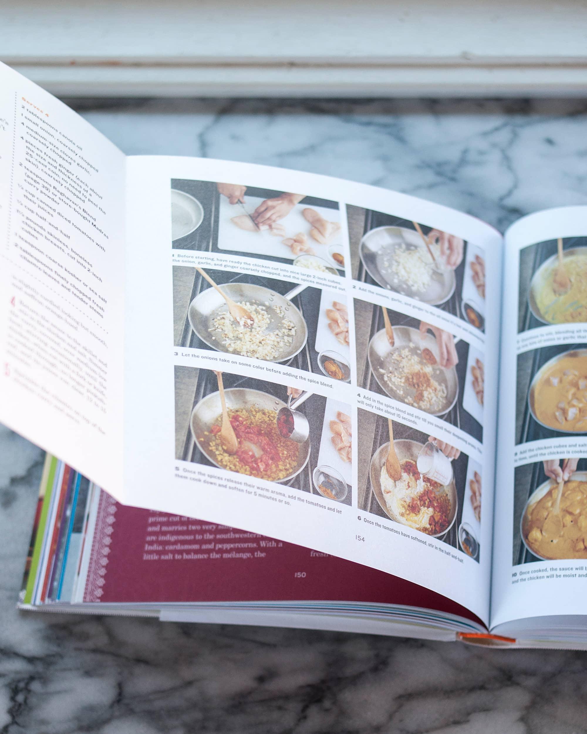 Indian Cooking Unfolded by Raghavan Iyer: gallery image 2