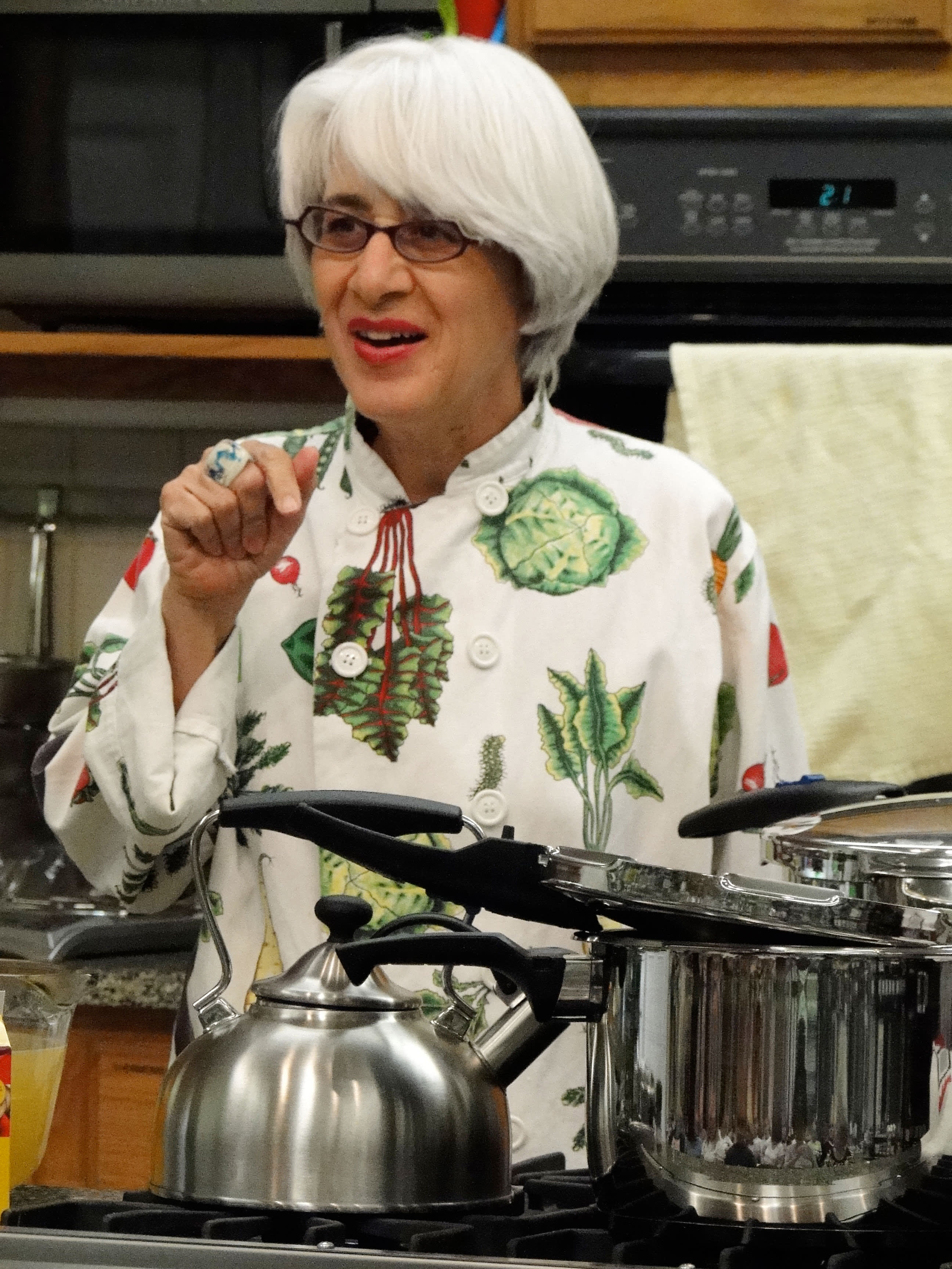 Lorna Sass' 5 Essentials for Pressure Cooking