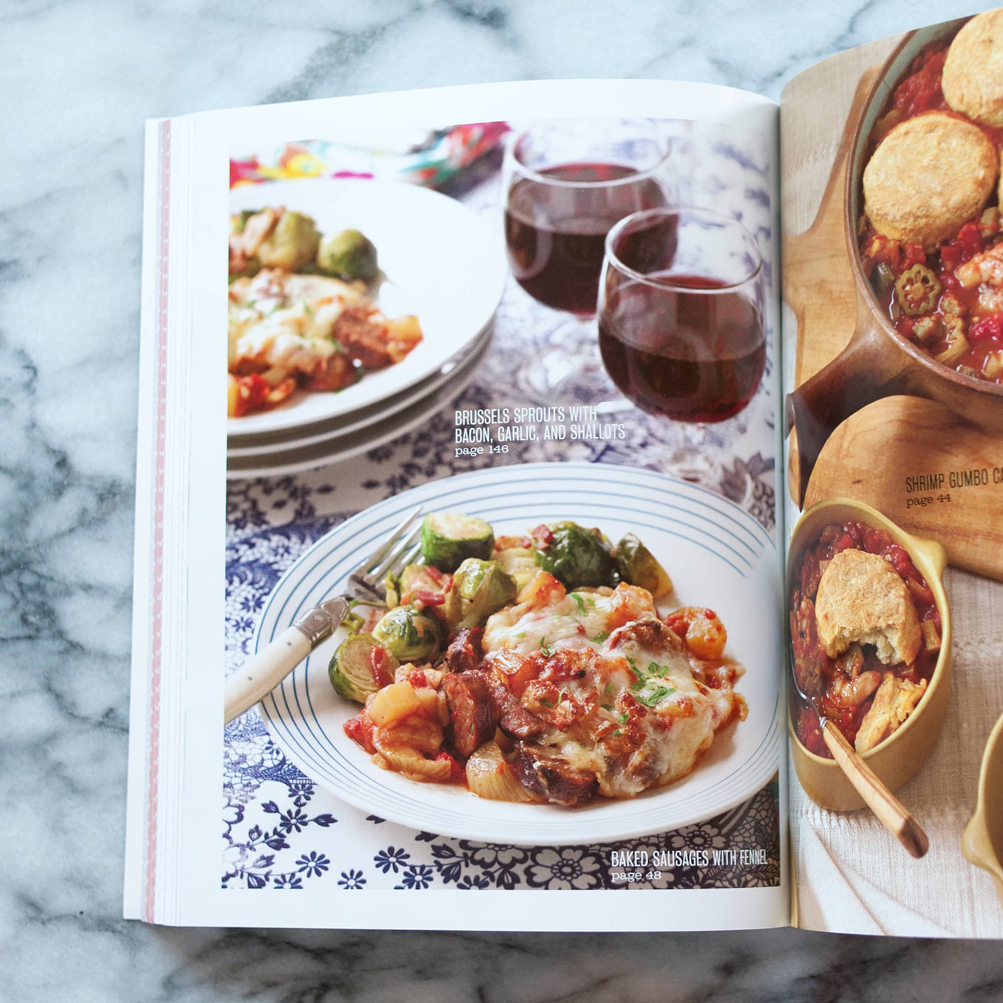 The Casserole Queens Make-A-Meal Cookbook by Crystal Cook & Sandy Pollock: gallery image 3