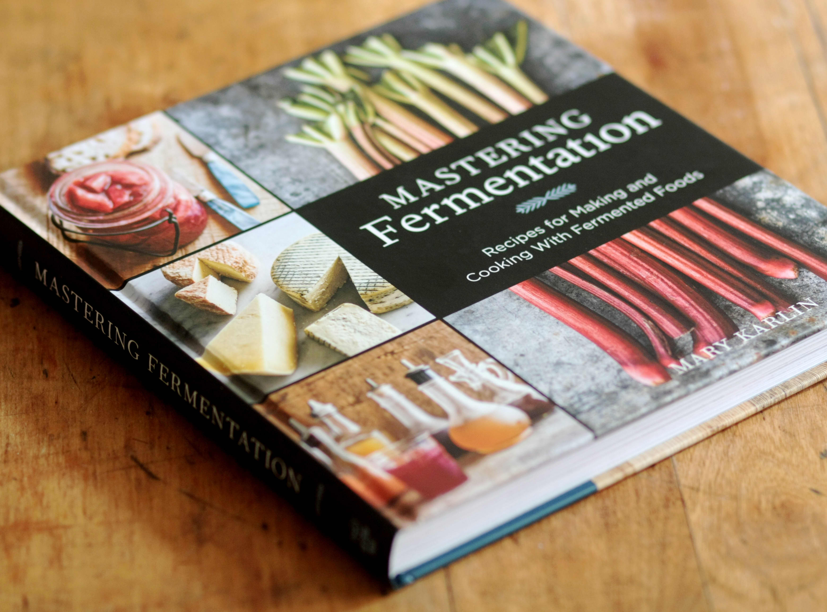 Mastering Fermentation by Mary Karlin