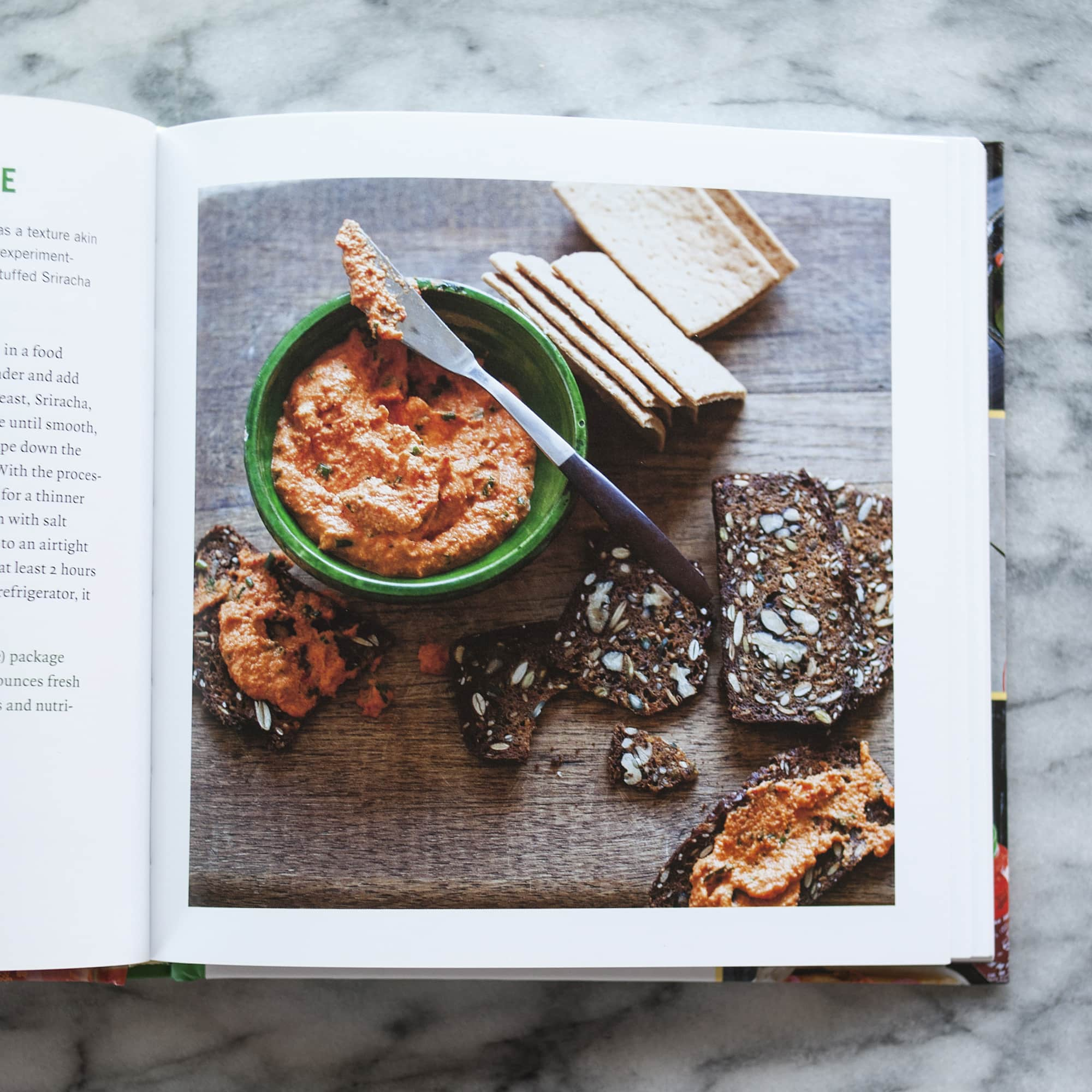 The Veggie-Lover's Sriracha Cookbook by Randy Clemens: gallery image 5
