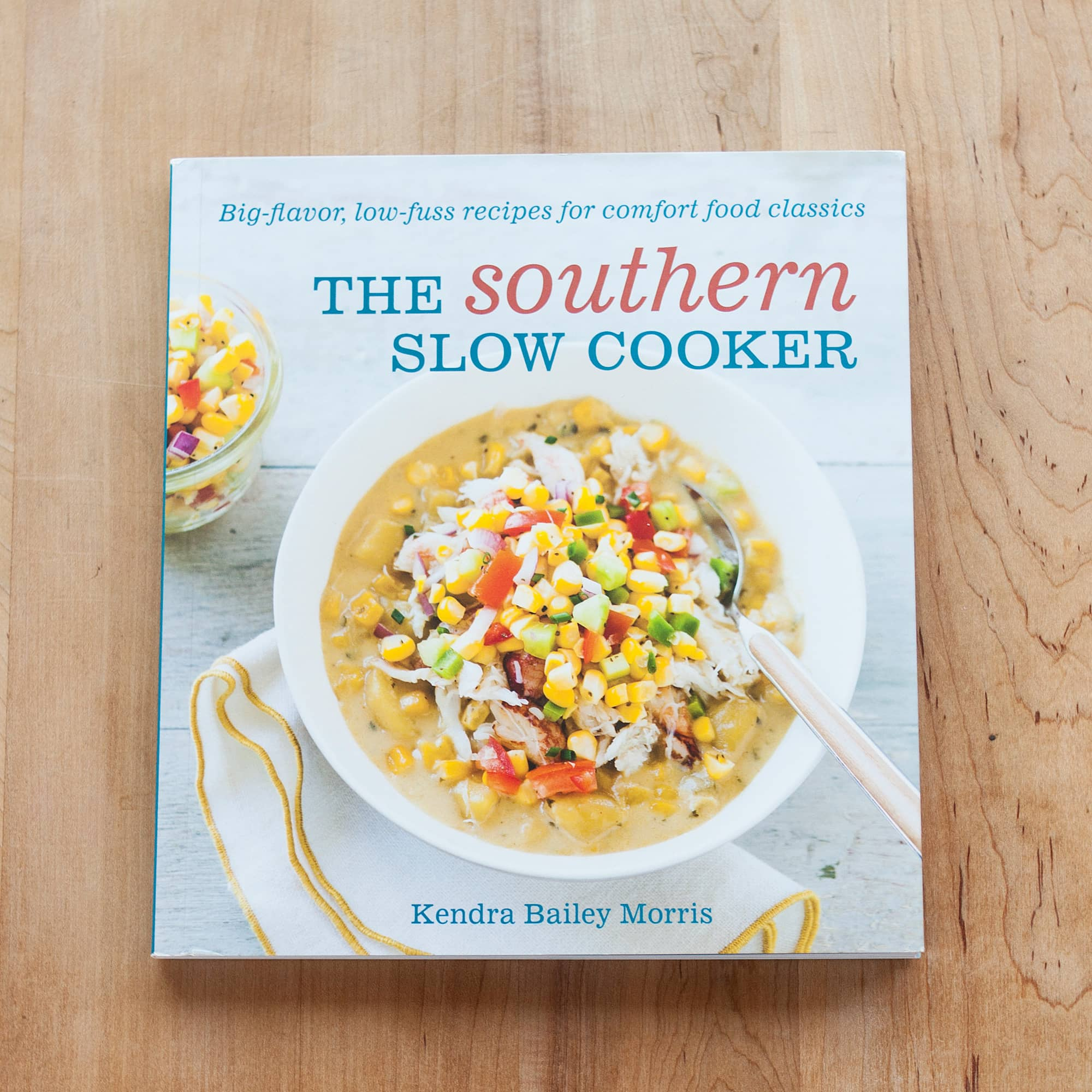 The Southern Slow Cooker by Kendra Bailey Morris: gallery image 1