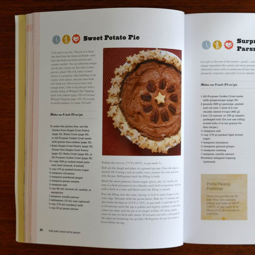 Pies and Tarts with Heart by Dynise Balcavage: gallery image 4