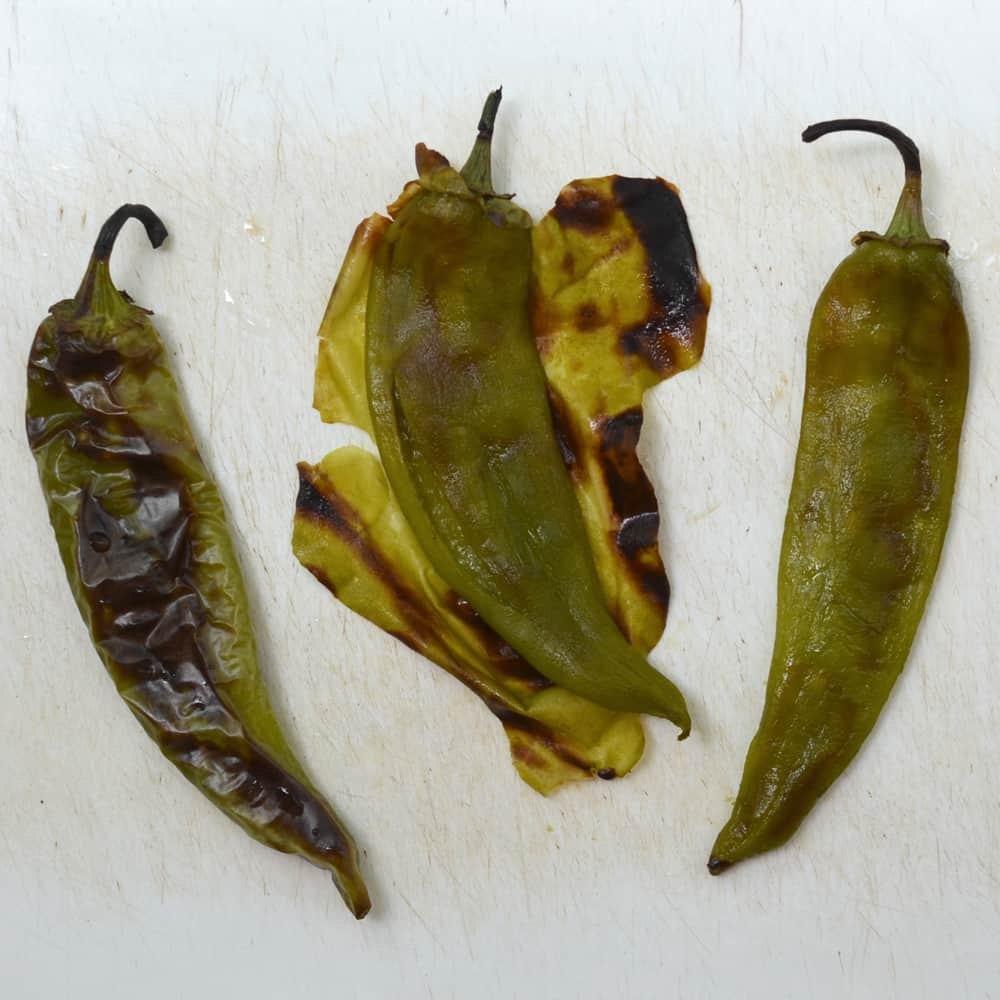 How To Roast and Freeze Green Chiles: gallery image 8
