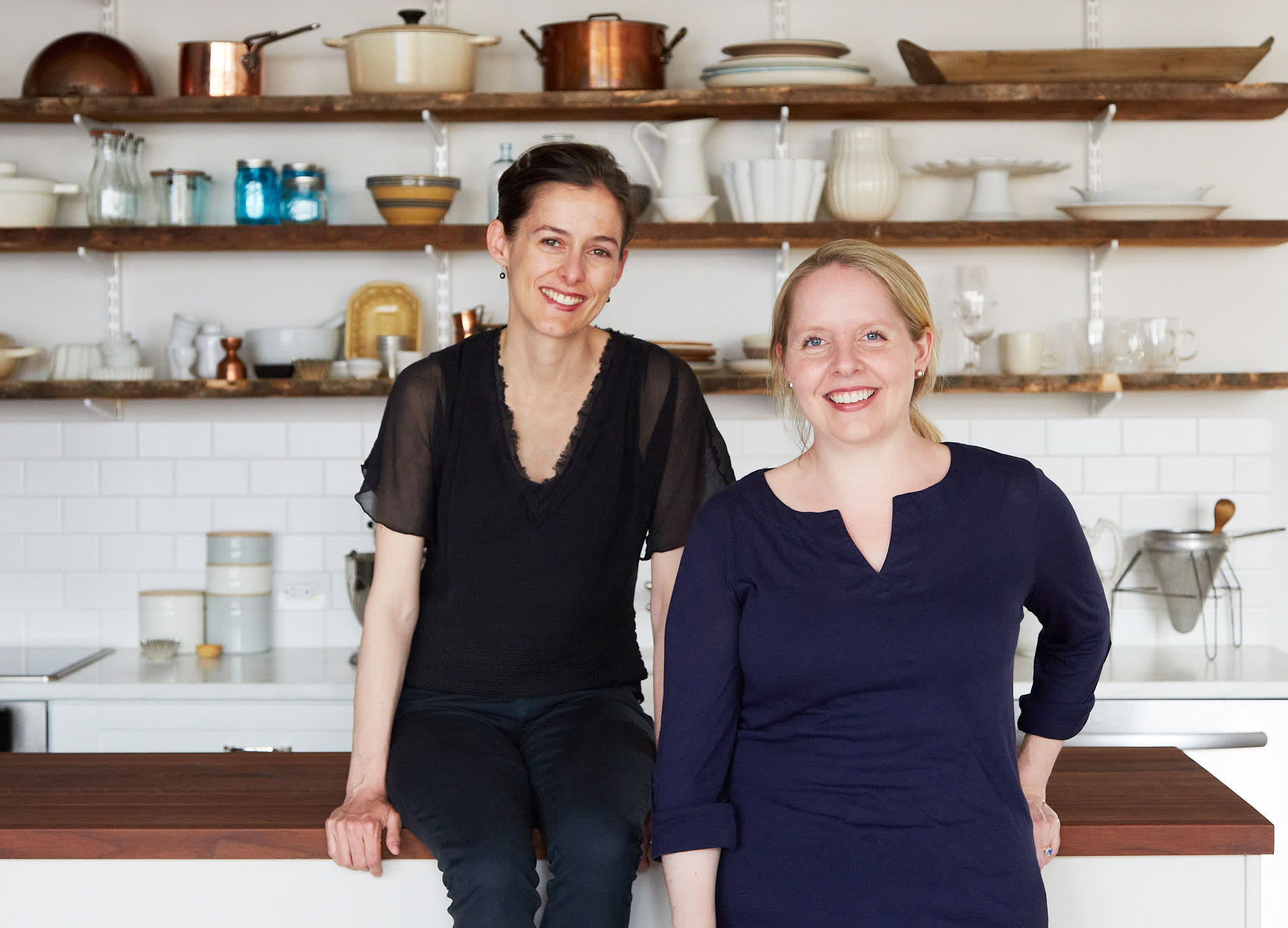 5 Kitchen Questions for Amanda Hesser & Merrill Stubbs of Food52