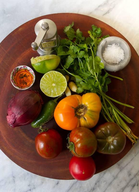 Recipe: Salsa Salad