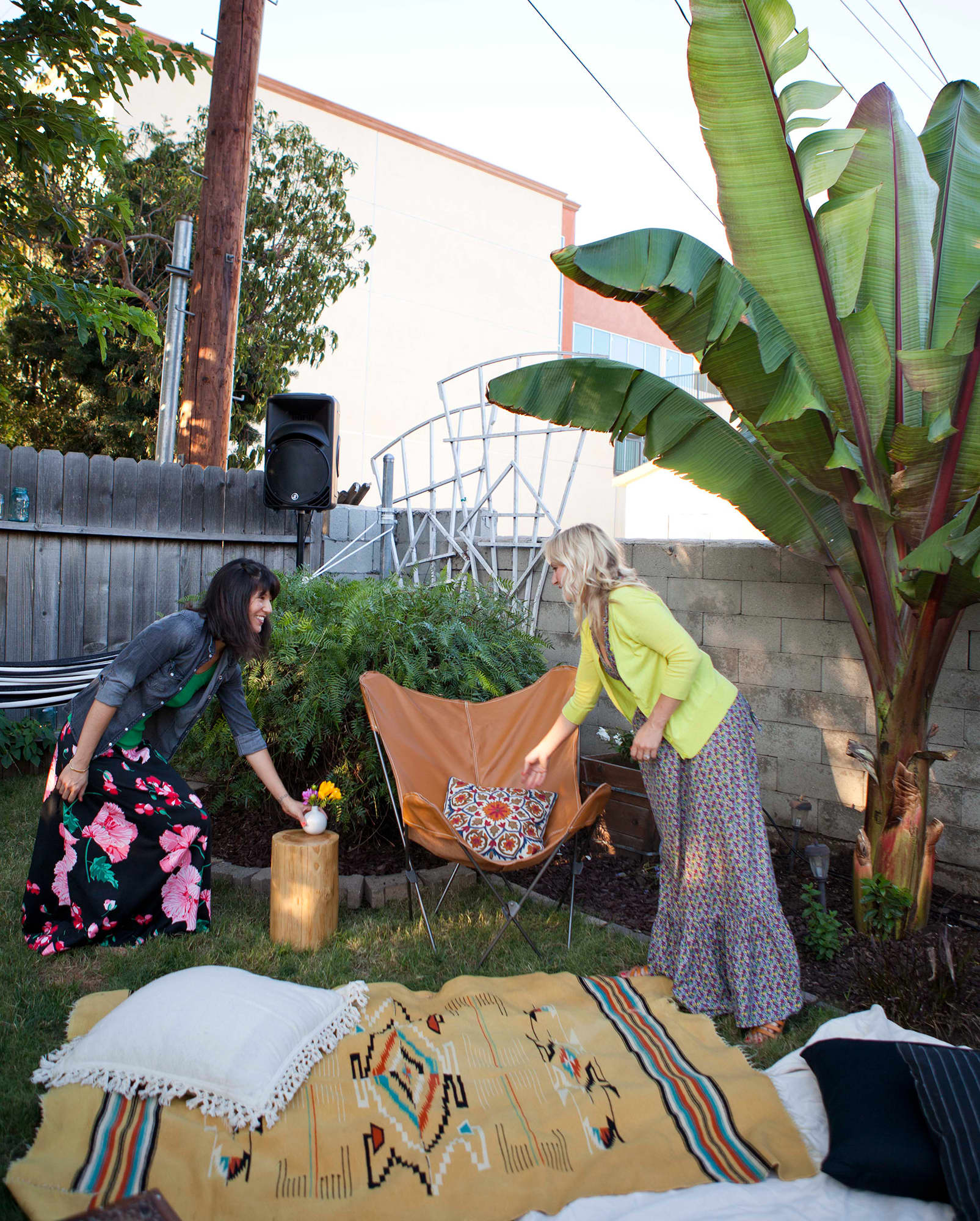 An Outdoor Movie Party: gallery image 16