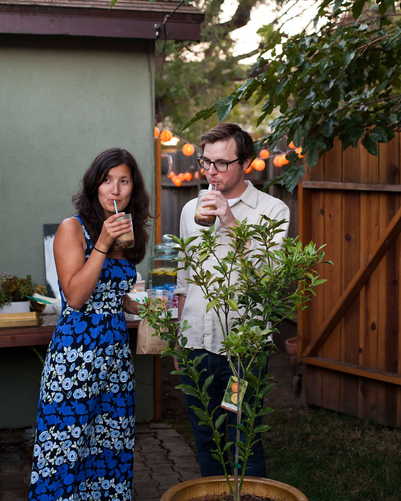 An Outdoor Movie Party: gallery image 32