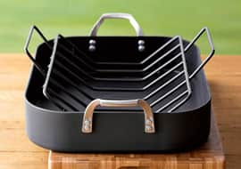 My Teflon Pan is Flaking! Is My Food Safe to Serve?