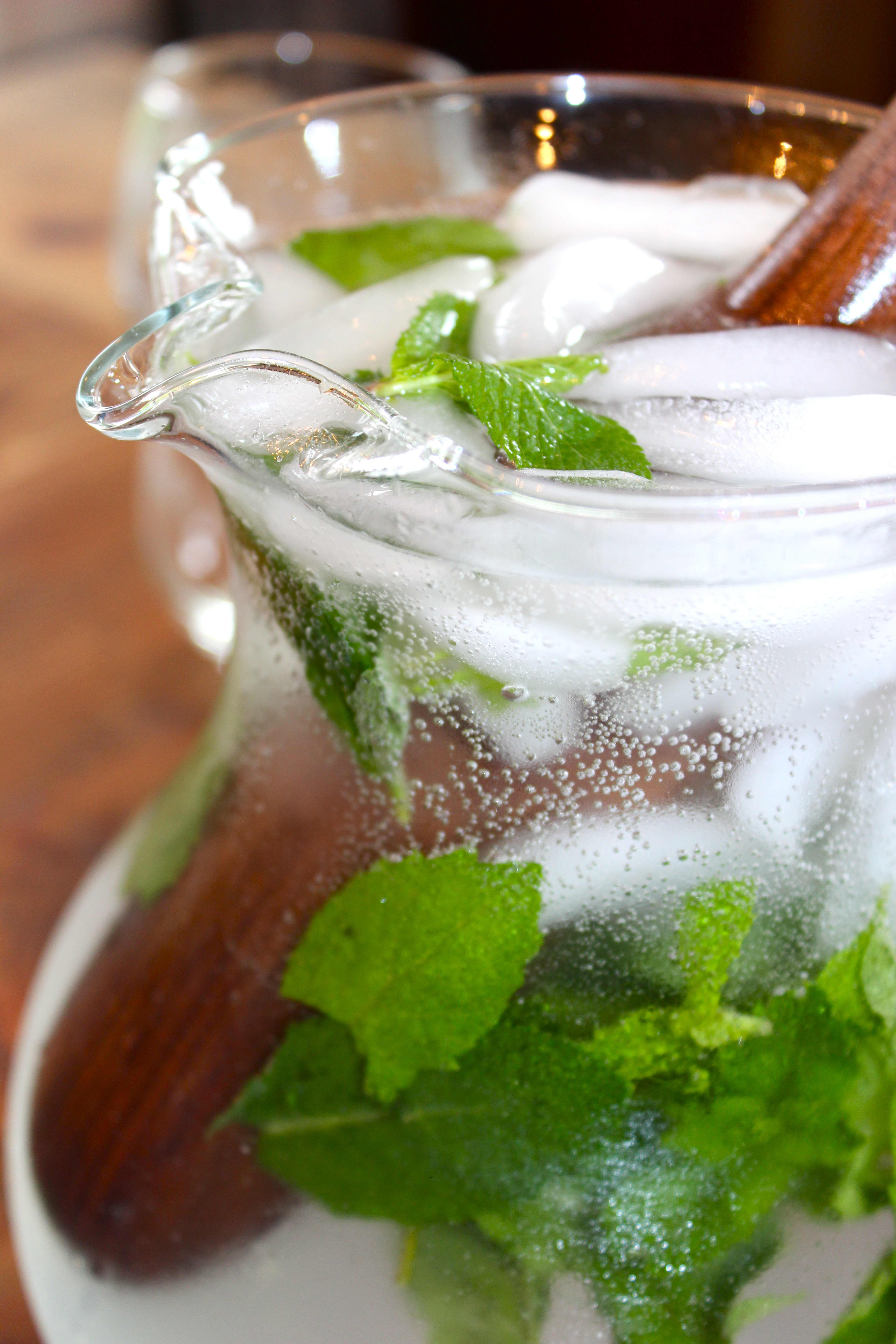 Big Batch Drink for Your Labor Day Party: Recipe: Sparkling Cojito