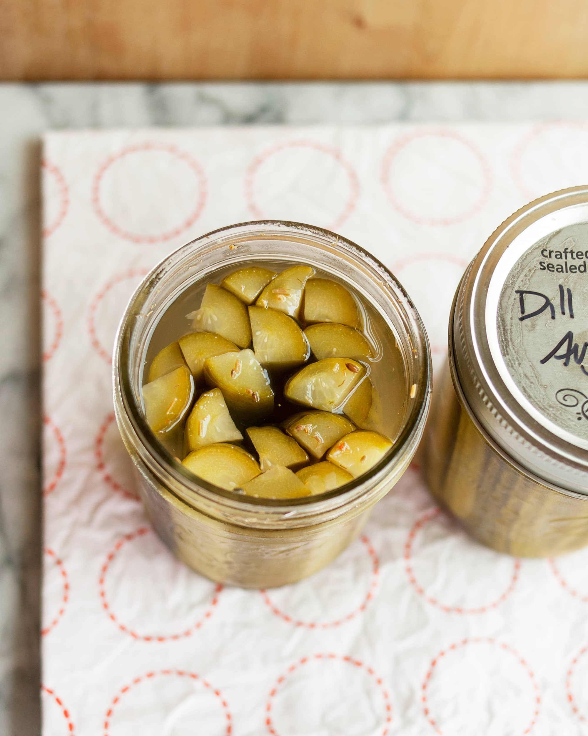 How To Make Dill Pickles: gallery image 1