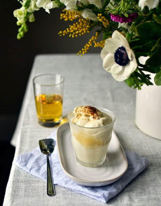Love Affogato? Try it with Tea!